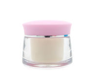 Face cream Royalty Free Stock Images