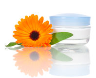 Face cream Royalty Free Stock Image