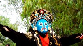 Face da ópera Foto de Stock
