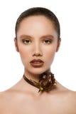 Face da beleza Imagens de Stock