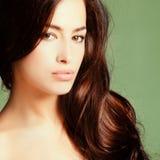 Face da beleza Imagem de Stock Royalty Free