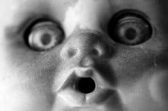 Face da boneca Fotos de Stock Royalty Free