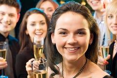 Face da mulher imagens de stock royalty free