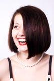 Face da mulher nova veauty Imagem de Stock