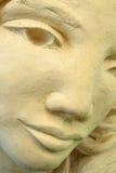 Face de pedra Imagem de Stock