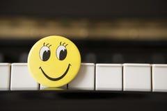 Face de sorriso Foto de Stock