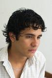 Face do adolescente Imagem de Stock