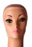 Face do Mannequin Imagem de Stock