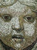 Face do mosaico Foto de Stock Royalty Free