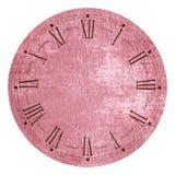 Face do relógio ilustração do vetor