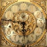 Face do relógio de primeira geração elegante Imagens de Stock Royalty Free