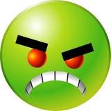 Face do smiley do Emoticon ilustração do vetor