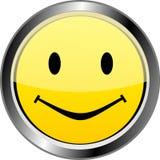 Face do sorriso ilustração royalty free
