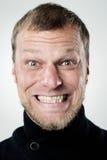 Face engraçada parva Imagens de Stock