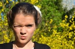 Face expression Stock Photos