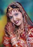 Face feliz Imagens de Stock Royalty Free