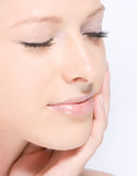 Face fresca do Close-up Imagem de Stock Royalty Free