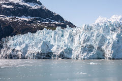 Face of a Glacier Royalty Free Stock Photo