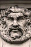 Face of god Zeus Royalty Free Stock Photo