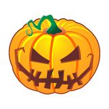 Face of halloween Stock Image