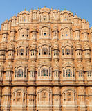 Face of Hawa Mahal Royalty Free Stock Photo