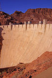 Face of Hoover Dam, Lake Mead , Colorado River Stock Images