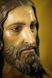 Face of Jesus Christ Stock Photo