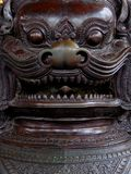 Face of Kaew Royalty Free Stock Photography