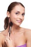 Face makeup Stock Photos