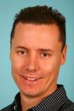 Face masculina Fotos de Stock