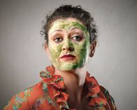 Face mask Royalty Free Stock Photo
