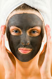 Face mask Stock Image