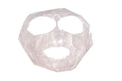 Face mask, pack Stock Photo