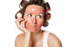 Face mask Royalty Free Stock Image