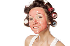 Face mask Royalty Free Stock Photos