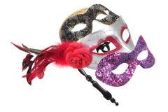 Face Masks Royalty Free Stock Image