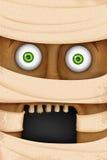 Face of Mummy Stock Photo