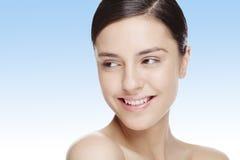 Face natural da beleza Imagem de Stock