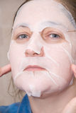 Face pack Stock Photos