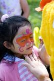 Face paint Stock Photos