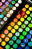 Face Painting paints Royalty Free Stock Photos