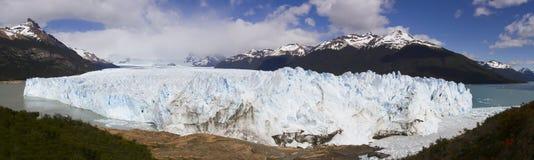 Face of Perito Moreno Glacier, Los Glaciares National Park, Arge Stock Images