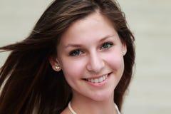 Face portrait Stock Image