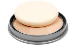 Face powder Royalty Free Stock Photos