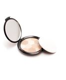 Face powder Stock Image