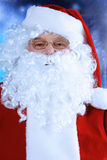 Face of santa Royalty Free Stock Photos
