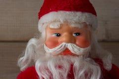 Face of Santa Claus Stock Image
