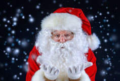 Face of santa Royalty Free Stock Images