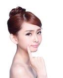 Face Skin Problem Stock Photos