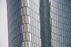 Face of skyscraper Stock Image